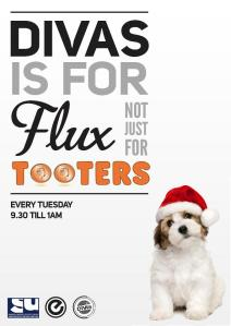 Tuesday I'm In Flux poster