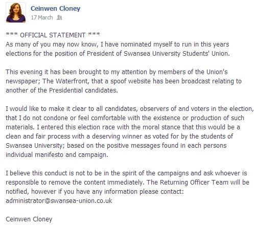 ceinwen official