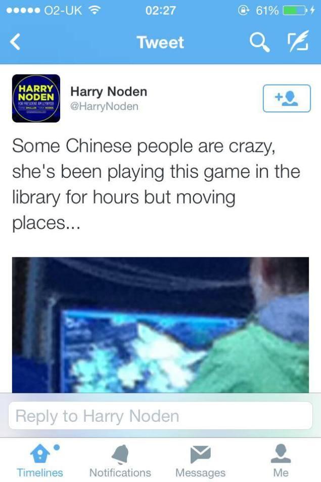 harry tweets 5